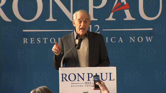 "Ron Paul: ""We are dangerous"""