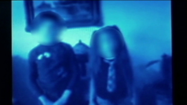 Cops: Dad forced kids to smoke fake pot