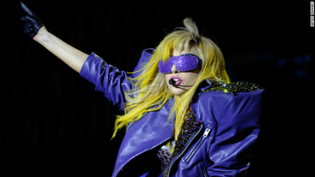 Lady Gaga was named one of Time magazine's 100 most influential people for 2011.