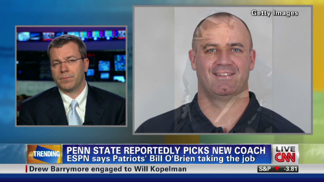exp Penn State reportedly picks new coach_00011601