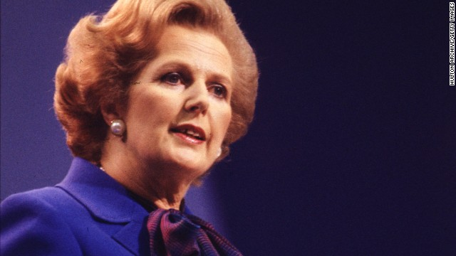 'The Iron Lady' ruffles feathers