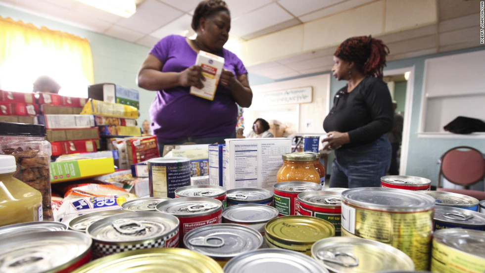 """The co-op has received some neighborhood opposition from those who fear it could bring crime into the community. """"We believe we're doing quite the opposite,"""" Hale says. """"By providing food, by alleviating that stress and fear, you lower the crime rate. If you don't have enough food, you'll begin to do things that you never thought of."""""""