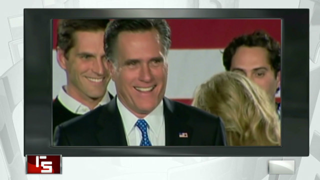 Press minimizing Romney's victory?