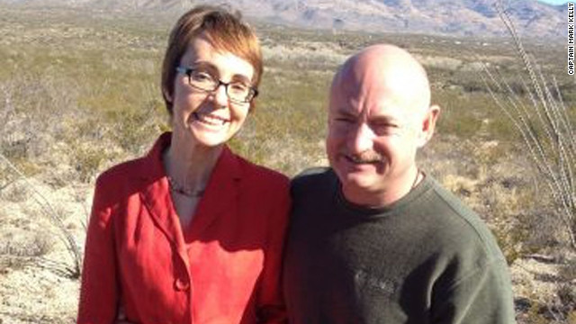 Giffords' return to Tuscon 'bittersweet'