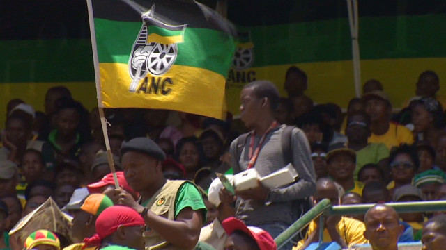 South Africa's ANC celebrates 100 years