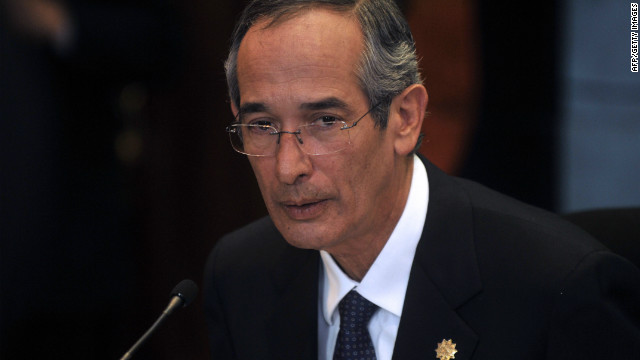 In October 2010, Guatemala's President Alvaro Colom condemned the study conducted by the United States as 'crimes of less-humanity.'