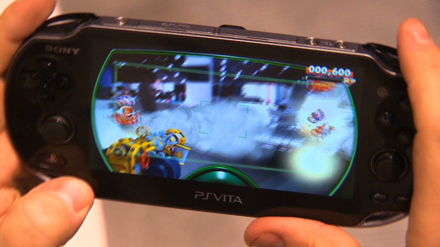 Sony's gaming sequel - the PSVita