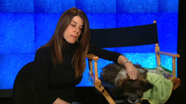 Woman pays $50K to clone dog