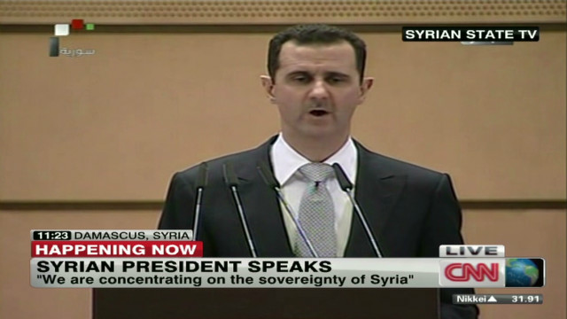 sot syria pres assad arab league_00000000