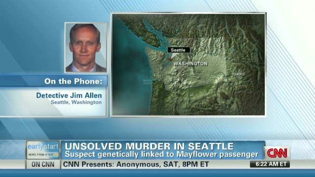 Progress in unsolved murder in Seattle