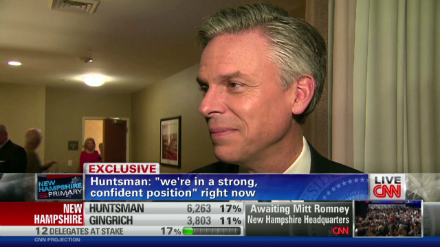 Huntsman: We are in a strong position