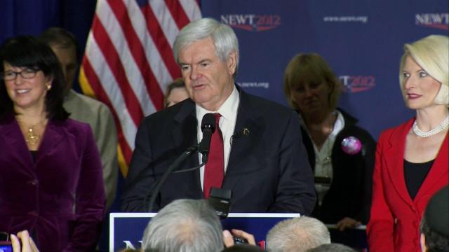 Gingrich: We're changing Washington