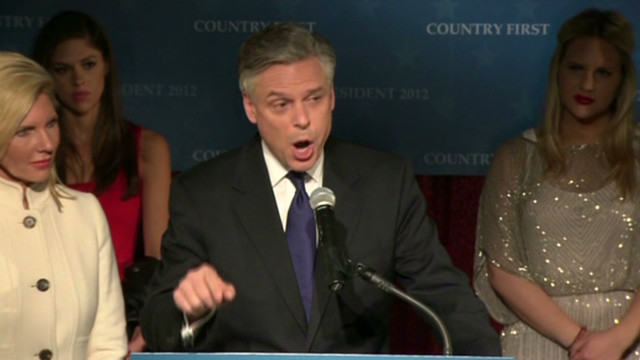 Huntsman: Ready for South Carolina