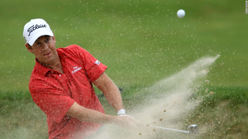 """After a strong season on the Nationwide Tour in 2011, Compton finally secured his PGA Tour card with victory at the Mexico Open. """"What I did was pretty special, where I'd been and what I'd had to deal with,"""" he told CNN. """"It was very overwhelming."""""""
