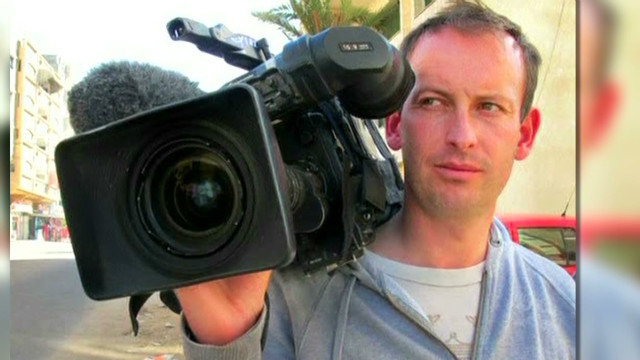 French journalist killed in Syria attack