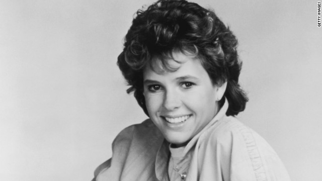 "Kristy McNichol, shown here in 1980, said she is ""overwhelmed with the love and support of my family."""