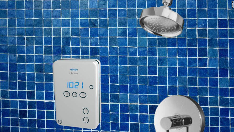 "Now you can sing along badly to tunes in the shower. This <a href=""http://www.ishowerinc.com/"" target=""_blank"">water-resistant, Bluetooth-enabled speaker</a> plays music wirelessly from all Apple and Android devices. With a 200-foot range, it's also detachable for use in the backyard or by the pool. Available: now. Price: $99."