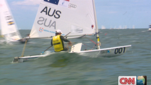 Sailors compete for Olympic selection