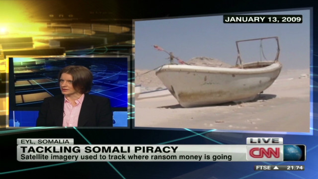 Tackling piracy in Somalia