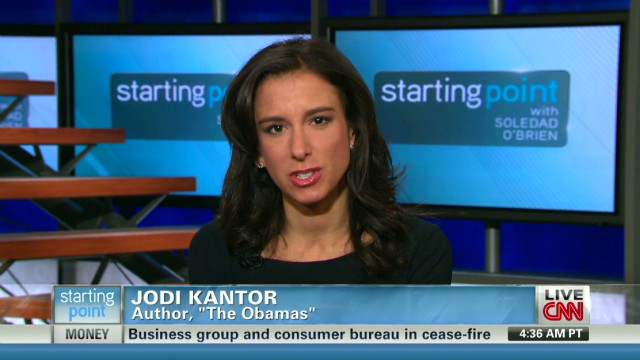Kantor:  Media distorted my book