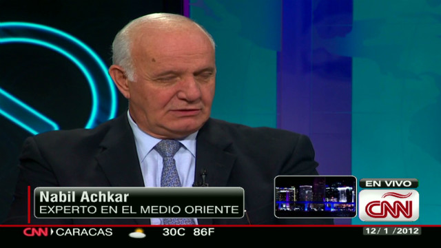 Nabil Achkar en Cala