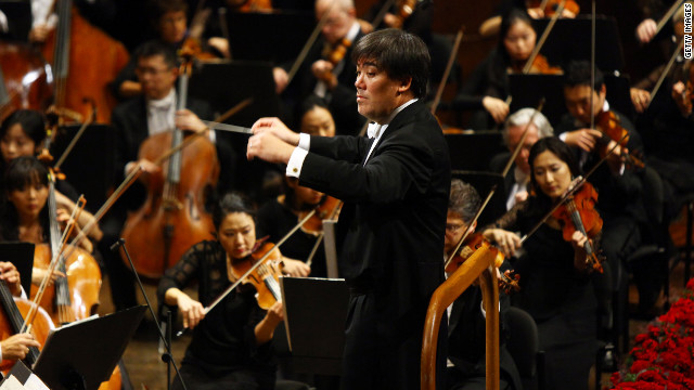 Ringing iPhone halts New York philharmonic