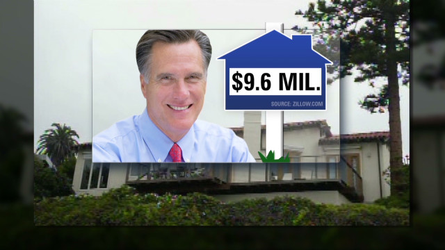 GOP candidates' pricey homes revealed