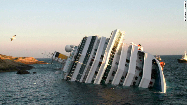 Passengers face problems off cruise ship