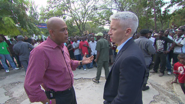 Creating confidence in Haiti