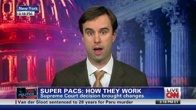 How super PACs work