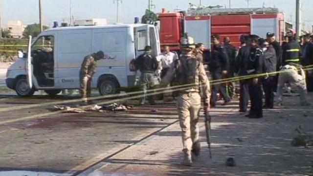 Bomber targets Shiite pilgrims in Basra