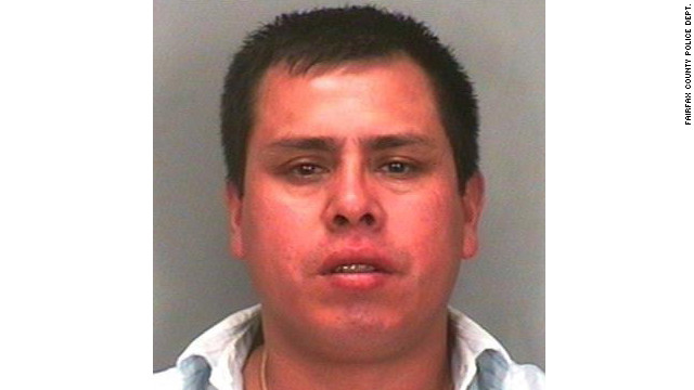 Johnny D. Guillen was captured Friday in Lima, Peru.
