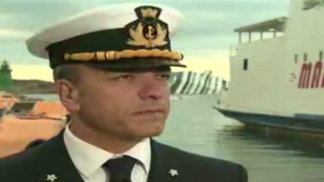 Coast Guard: Ship too close to island