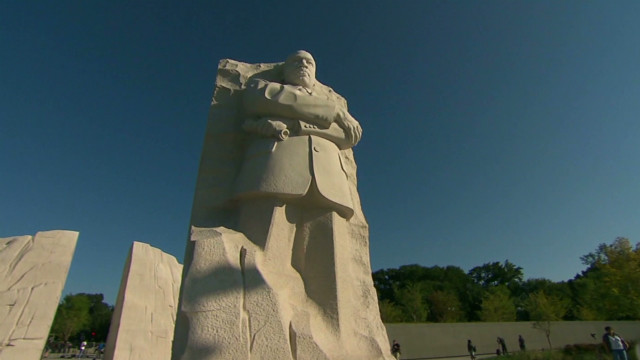 MLK honored on his birthday