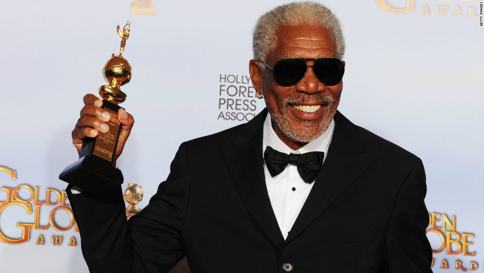 Who wouldn't want Morgan Freeman, everyone's go-to narrator and the Voice of God Himself, talking to you while you drive?