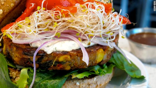 Can a plant-based patty really satisfy a burger lover?