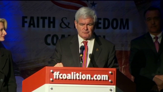 Gingrich: Defund Planned Parenthood