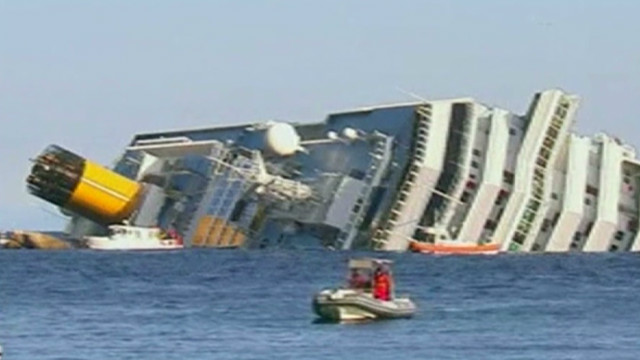 Search for cruise ship survivors on hold