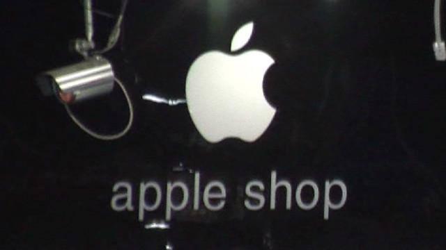 China's Apple black market
