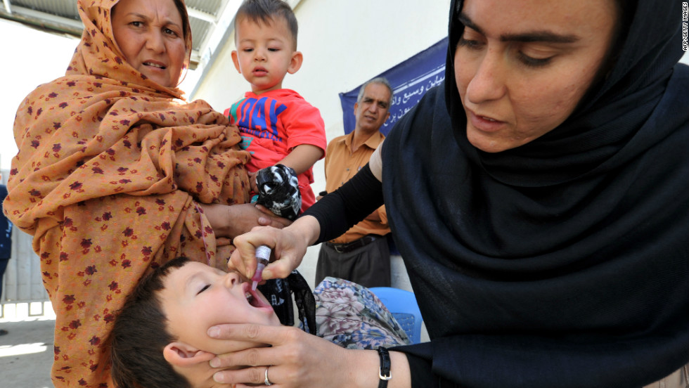 Image result for Polio vaccination campaign kicks off massive: Afghanistan