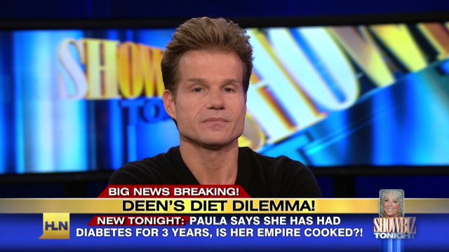 exp LOUIS VAN AMSTEL wants paula deen on dancing with the stars_00002001