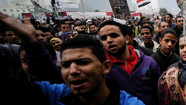 Arab youths in a post-'Arab Spring'