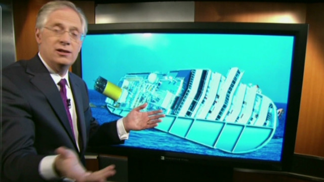 Will Costa Concordia ever sail again?