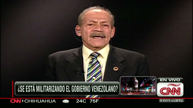 ¿Venezuela militarizada?
