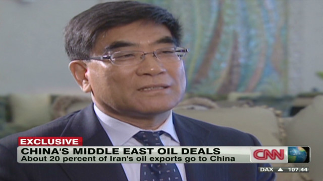 Can China make do without Iran crude?