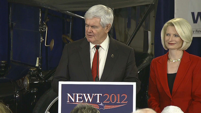 Gingrich: Obama's Keystone veto 'stupid'