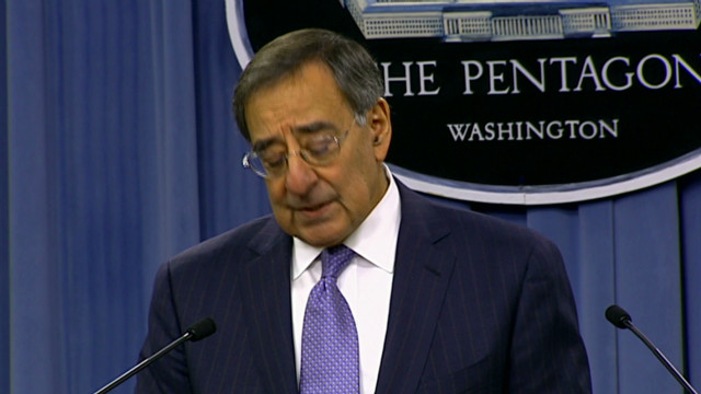 "Panetta: ""One assault is one too many"""
