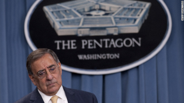 A diplomatic solution with Iran is still possible, according to Secretary of Defense Leon Panetta.