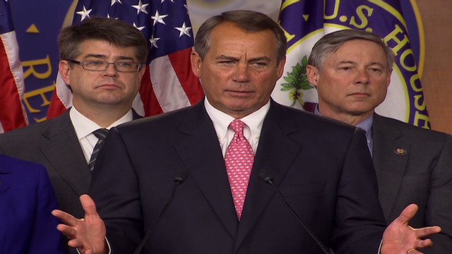 Boehner: Obama's Keystone decision wrong
