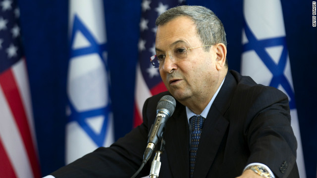 "Israel's Defense Minister Ehud Barak has said a decision to strike Iran's nuclear program was ""very far off."""